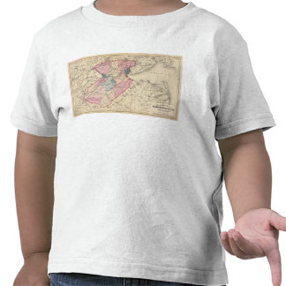 Middlesex County, NJ T-shirt
