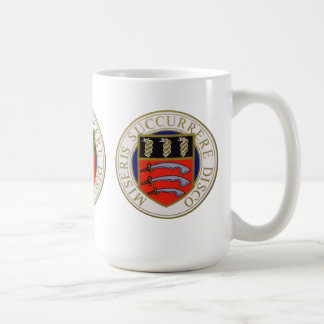 Middlesex Hospital Mug with badge only