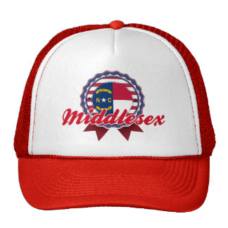 Middlesex, NC Mesh Hat