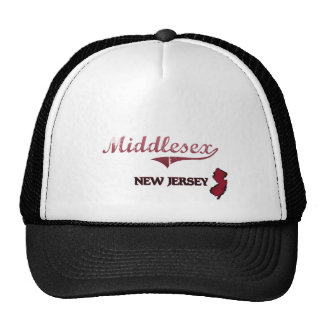 Middlesex New Jersey City Classic Trucker Hat