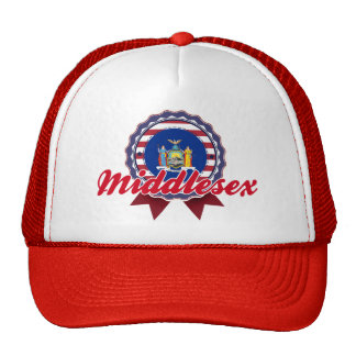 Middlesex, NY Mesh Hat