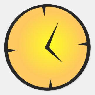 Middleskool Clock Sticker