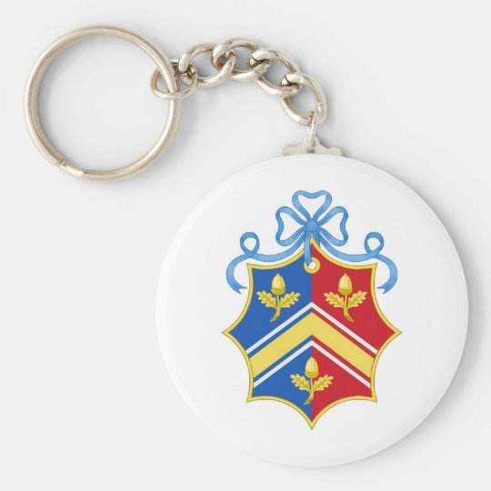 Middleton Coat of Arms / Middleton Family Crest Keychain