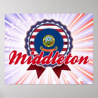 Middleton, identificación poster