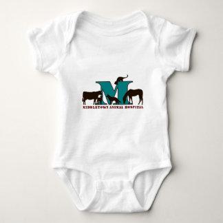 Middletown Animal Hospital Infant Creeper