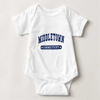 Middletown Connecticut College Style tee shirts