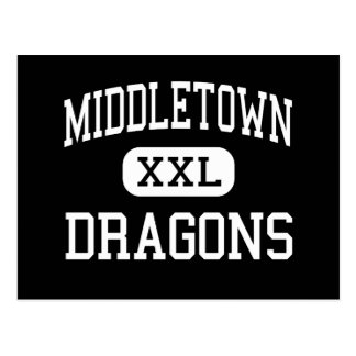 Middletown - Dragons - High - Middletown Postcard
