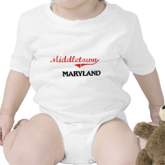 Middletown Maryland City Classic Baby Creeper