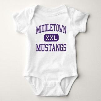 Middletown - Mustangs - High - Middletown Tee Shirts