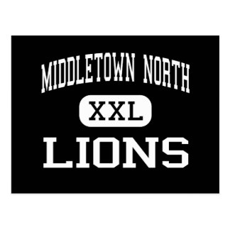 Middletown North - Lions - High - Middletown Postcard