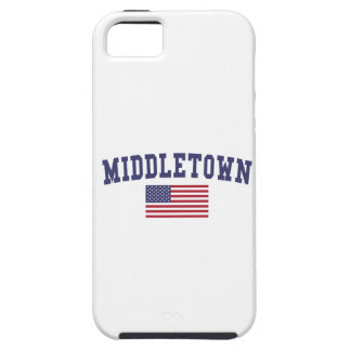 Middletown OH US Flag iPhone SE/5/5s Case