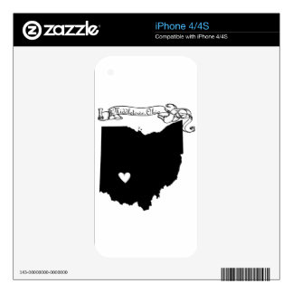 Middletown Ohio iPhone 4 Decal