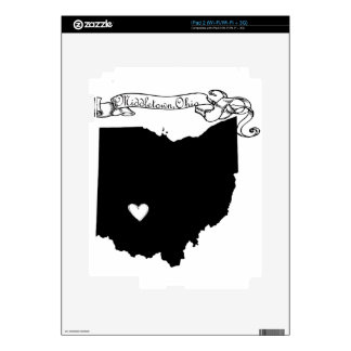 Middletown Ohio Skins For The iPad 2