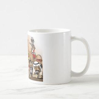 Mideast Warriors Coffee Mugs