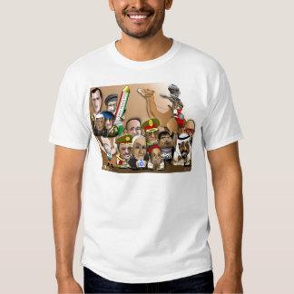 Mideast Warriors Tee Shirt