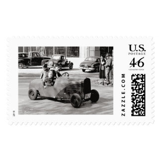 Midet Car Stamp