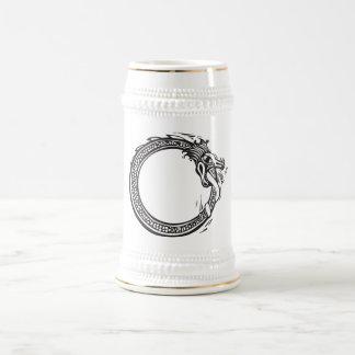 Midgard Serpent Beer Stein
