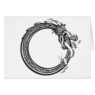 Midgard Serpent Card