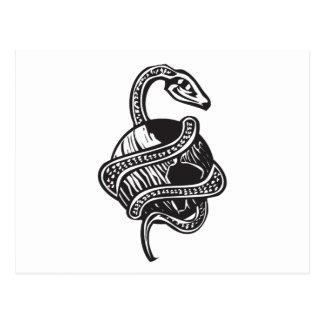 Midgard Serpent Postcard