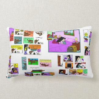 Midge Comics Pillow