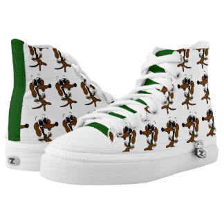 Midge 'Freakin' Out' High Top Sneakers