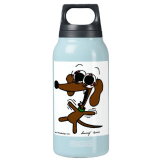 Midge Freakin' Out Insulated Water Bottle