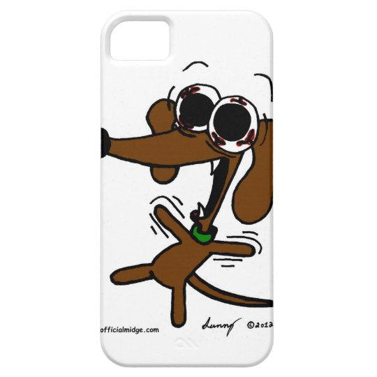 Midge Freakin' Out iPhone 5 Case