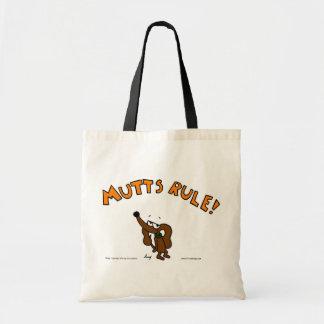 Midge MUTTS RULE Tote Bag