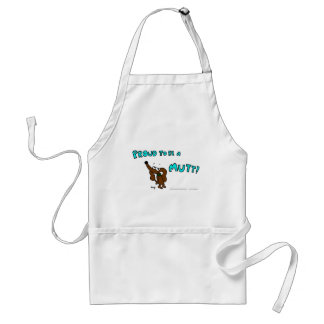 Midge PROUD TO BE A MUTT Apron
