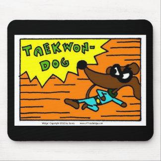 Midge TAEKWON-DOG Mousepad