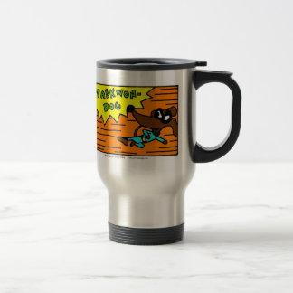 Midge TAEKWON-DOG Travel Mug