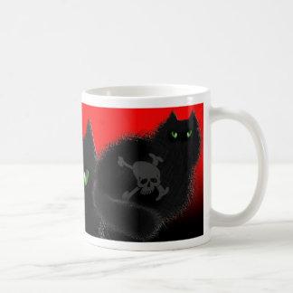 MIDGE THE PIRATE CAT MUG