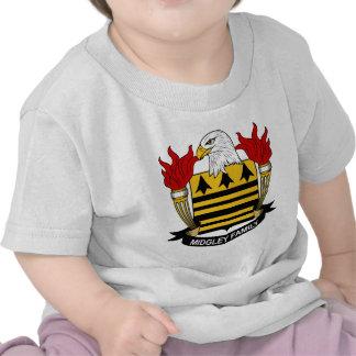 Midgeley Family Crest Tee Shirts