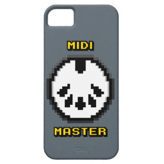Midi 8bit principal Chiptunes Funda Para iPhone SE/5/5s
