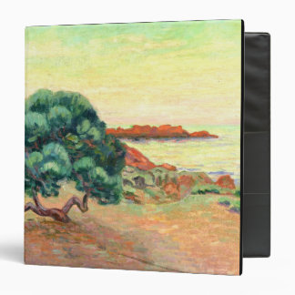 Midi Landscape, 1898 (oil on canvas) 3 Ring Binder