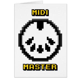 Midi Master 8bit Chiptunes Card