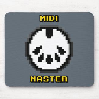 Midi Master 8bit Chiptunes Mouse Pad