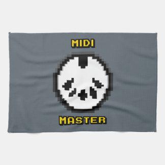 Midi Master 8bit Chiptunes Towel