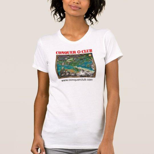 Midkemdil Map T-Shirt
