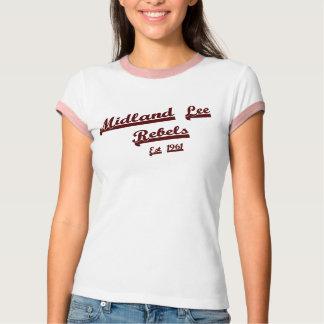 Midland Lee Rebels_Est_1961 T-Shirt