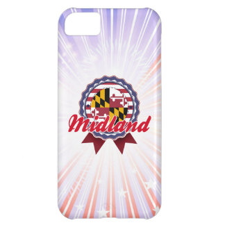 Midland, MD iPhone 5C Cover