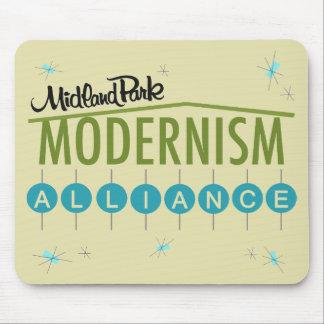 Midland Park Modernism Alliance Mousepad