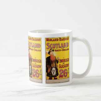 Midland Railway to Scotland Coffee Mug