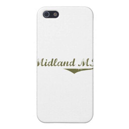 Midland Revolution t shirts iPhone 5 Cases