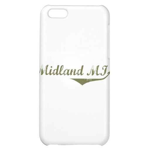 Midland Revolution t shirts Cover For iPhone 5C