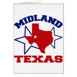 Midland, Tejas Tarjetas
