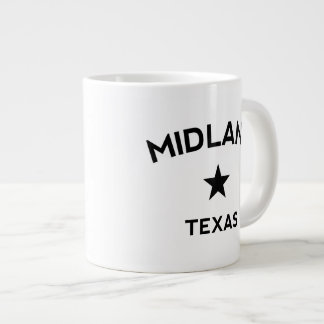 Midland Texas Large Coffee Mug