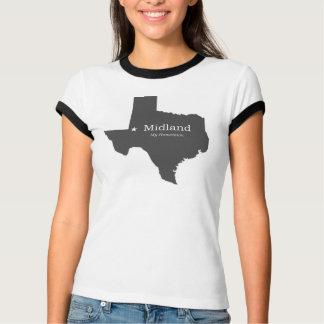 Midland Texas - My Hometown - shirt