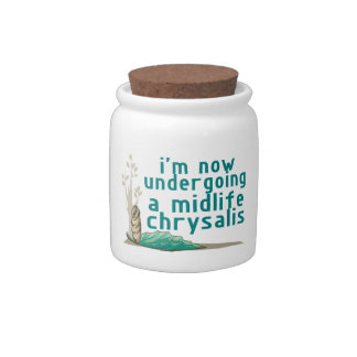 Midlife Chrysalis Candy Dishes