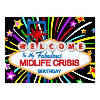 Midlife Crisis Birthday Celebration - SRF Announcement